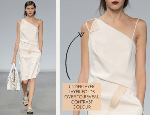 Simple Details at Helmut Lang | The Cutting Class. Helmut Lang, SS14, Image 6