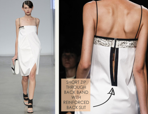 Simple Details at Helmut Lang | The Cutting Class. Helmut Lang, SS14, Image 9