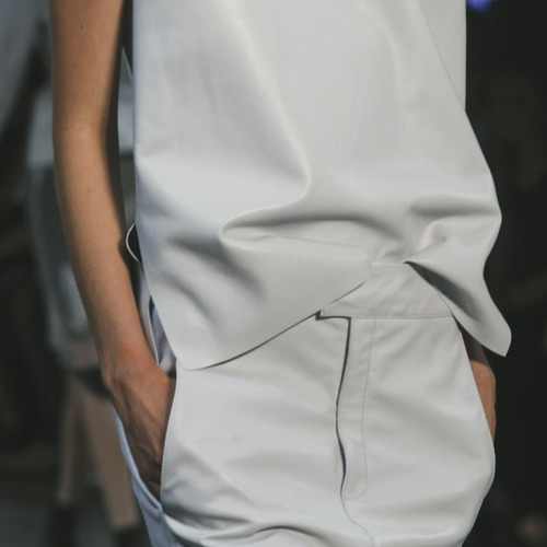 Simple Details at Helmut Lang | The Cutting Class