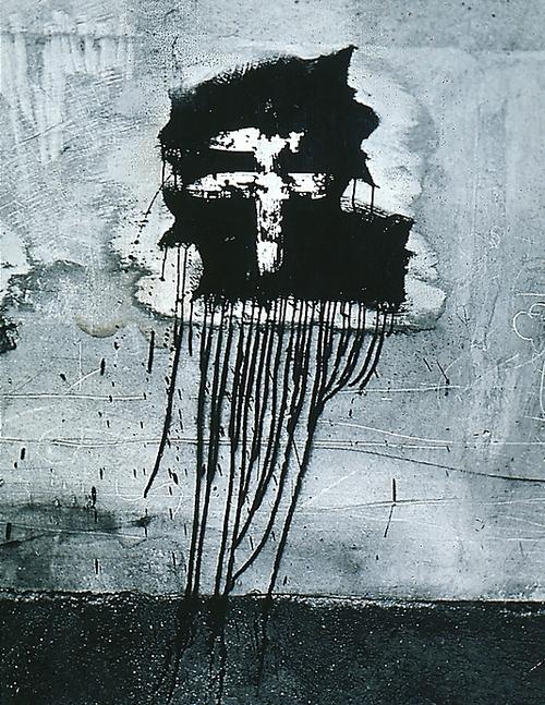 Brassaï, Paris, Graffiti, 1944-45 via The Metropolitan Museum of Art