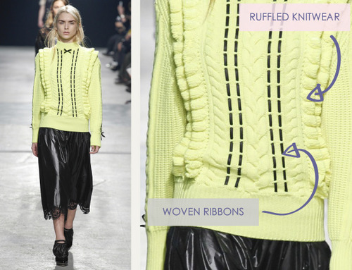 9 Collections in 1 at Christopher Kane | The Cutting Class. Christopher Kane, AW14, London, Image 6.