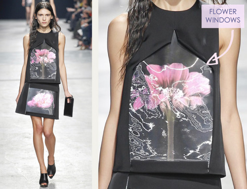 9 Collections in 1 at Christopher Kane | The Cutting Class. Christopher Kane, AW14, London, Image 11.