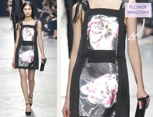 9 Collections in 1 at Christopher Kane | The Cutting Class. Christopher Kane, AW14, London, Image 13.