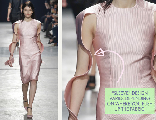 9 Collections in 1 at Christopher Kane | The Cutting Class. Christopher Kane, AW14, London, Image 15.
