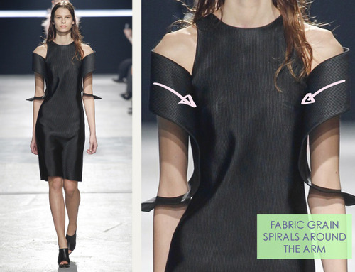 9 Collections in 1 at Christopher Kane | The Cutting Class. Christopher Kane, AW14, London, Image 16.