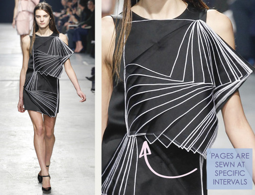 9 Collections in 1 at Christopher Kane | The Cutting Class. Christopher Kane, AW14, London, Image 23.