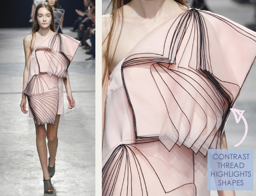 9 Collections in 1 at Christopher Kane | The Cutting Class. Christopher Kane, AW14, London, Image 24.