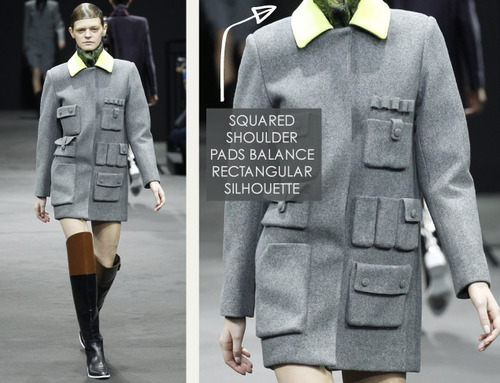 Thermal Colour Change at Alexander Wang   The Cutting Class. Alexander Wang, AW14, New York, Image 3.