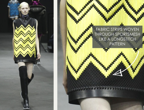 Thermal Colour Change at Alexander Wang   The Cutting Class. Alexander Wang, AW14, New York, Image 6.