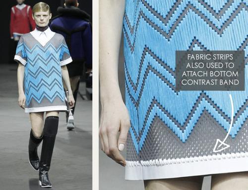 Thermal Colour Change at Alexander Wang   The Cutting Class. Alexander Wang, AW14, New York, Image 7.