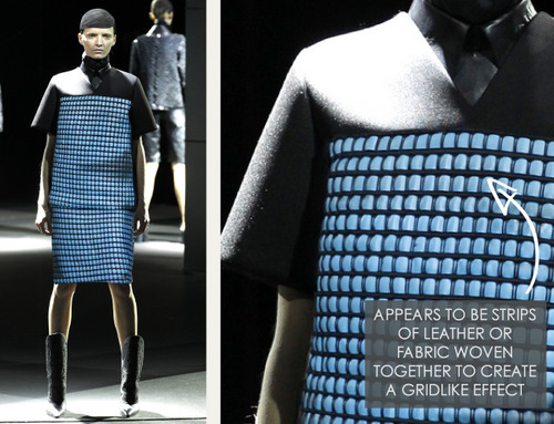 Thermal Colour Change at Alexander Wang   The Cutting Class. Alexander Wang, AW14, New York, Image 9.