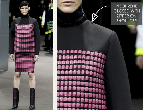 Thermal Colour Change at Alexander Wang   The Cutting Class. Alexander Wang, AW14, New York, Image 15.