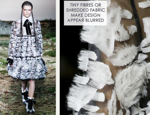 Fairytale Fabrics at Alexander McQueen | The Cutting Class. Alexander McQueen, AW14, Paris, Image 6.