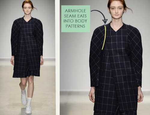 Loose Shapes and Wayward Dots at Jacquemus | The Cutting Class. Jacquemus, AW14, Paris, Image 8.