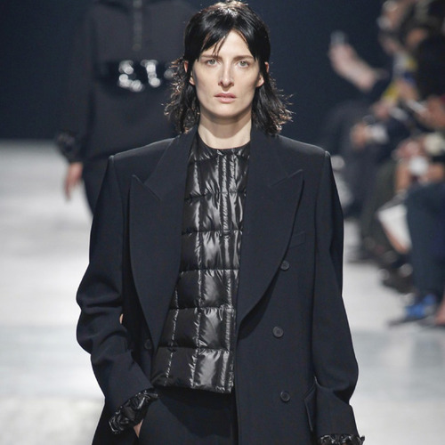 Glossary: Quilting | The Cutting Class. Christopher Kane, AW14, London, Image 1.