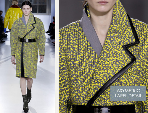 Fabrics and Hardware at Balenciaga | The Cutting Class. Balenciaga, AW14, Paris, Image 10.