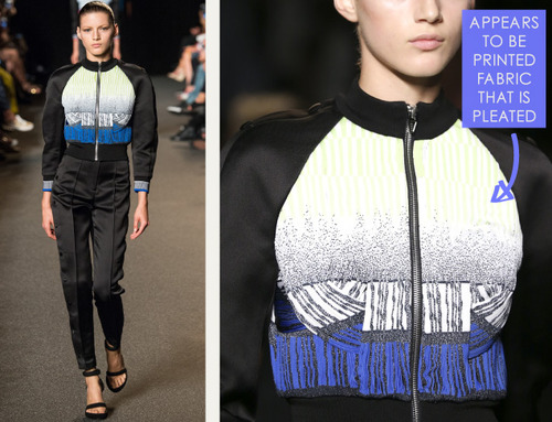 Sneaker References at Alexander Wang | The Cutting Class. Alexander Wang, SS15, New York, Image 23.