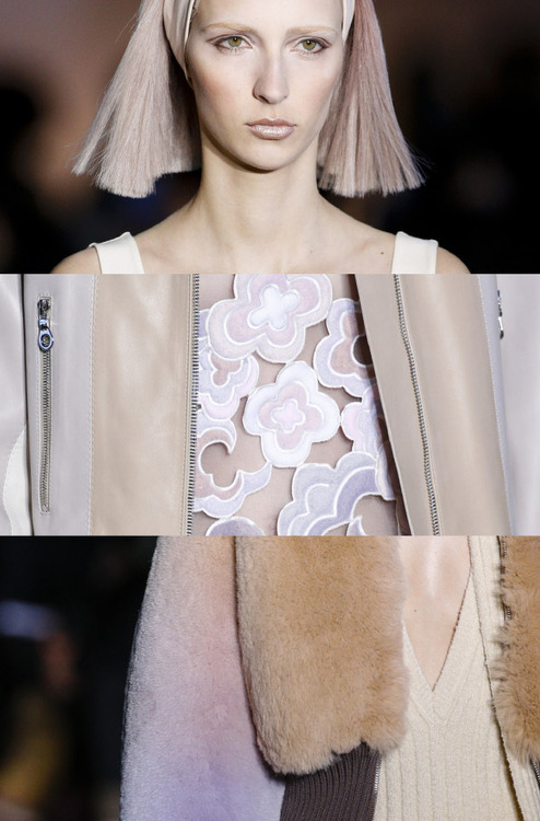 Muted Tones and Soft Curves at Marc Jacobs | The Cutting Class. Marc Jacobs, AW14, New York.