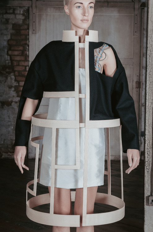 Constructing Voids with Charlotte Ham | The Cutting Class. Garments from Void by Charlotte Ham