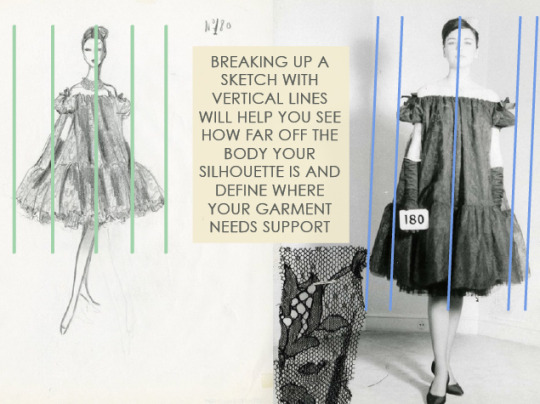 Translating Designs From Sketches Gravity Proportion The Cutting Class