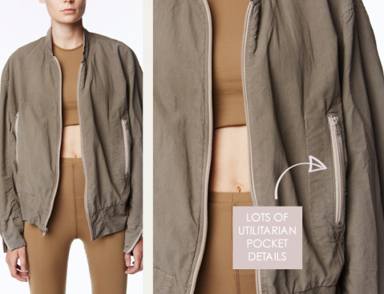 Is it ever ok to have bad finishes? The Cutting Class. Yeezy, SS16, New York, Image 8. Lots of utilitarian pocket details.