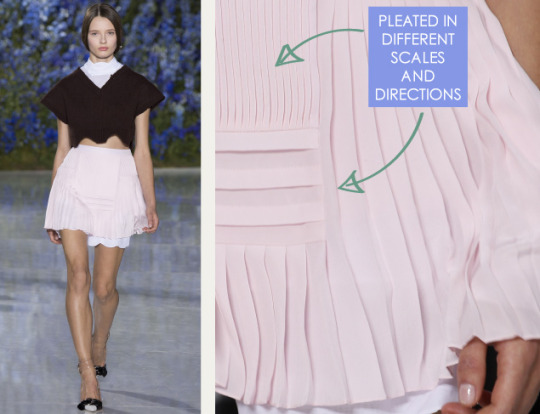 Pure Construction at Christian Dior | The Cutting Class. Christian Dior, SS16, Paris, Image 19.