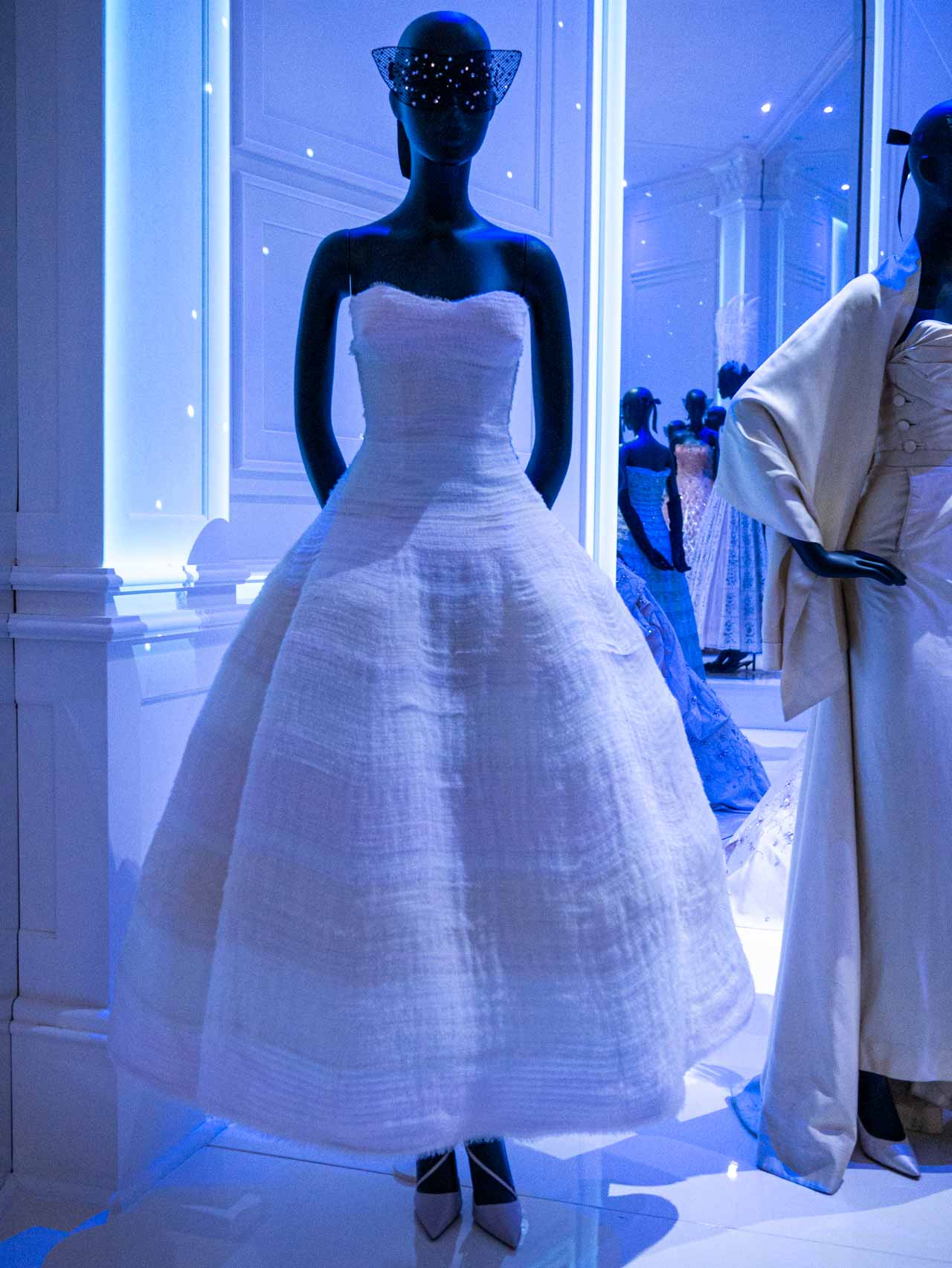 Christian Dior by Raf Simons. Haute Couture, Autumn-Winter 2012. Taken at the V&A exhibition © The Cutting Class, 2019.
