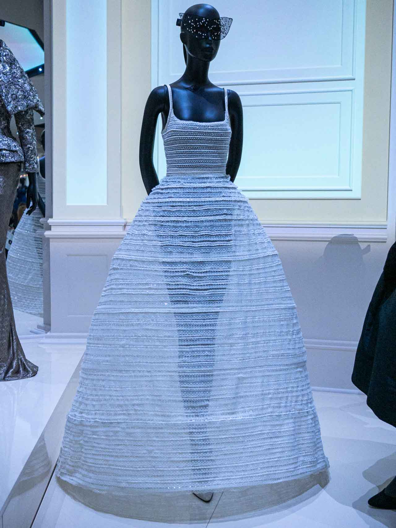 Christian Dior by Gianfranco Ferré. Haute Couture, Spring-Summer 1995. Taken at the V&A exhibition © The Cutting Class, 2019.