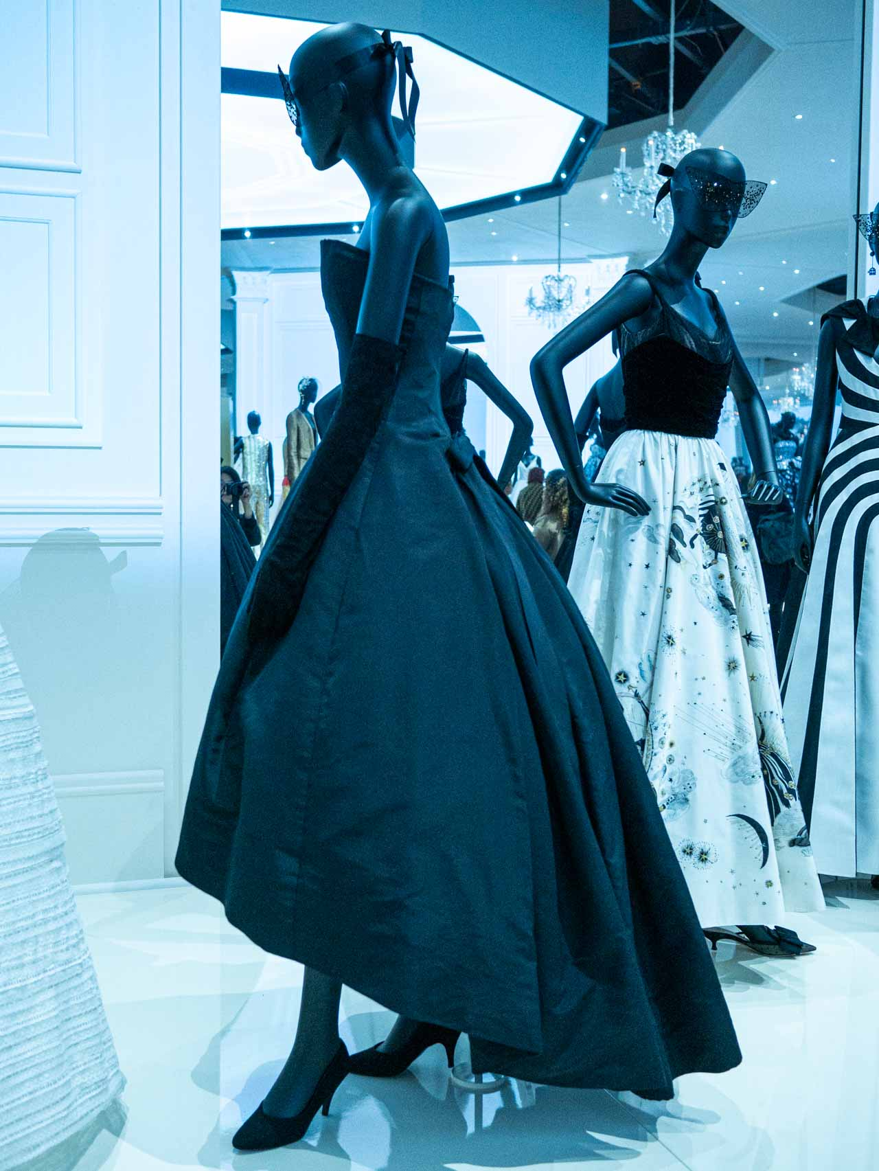 Christian Dior: Designer of Dreams. Taken at the V&A exhibition © The Cutting Class, 2019.