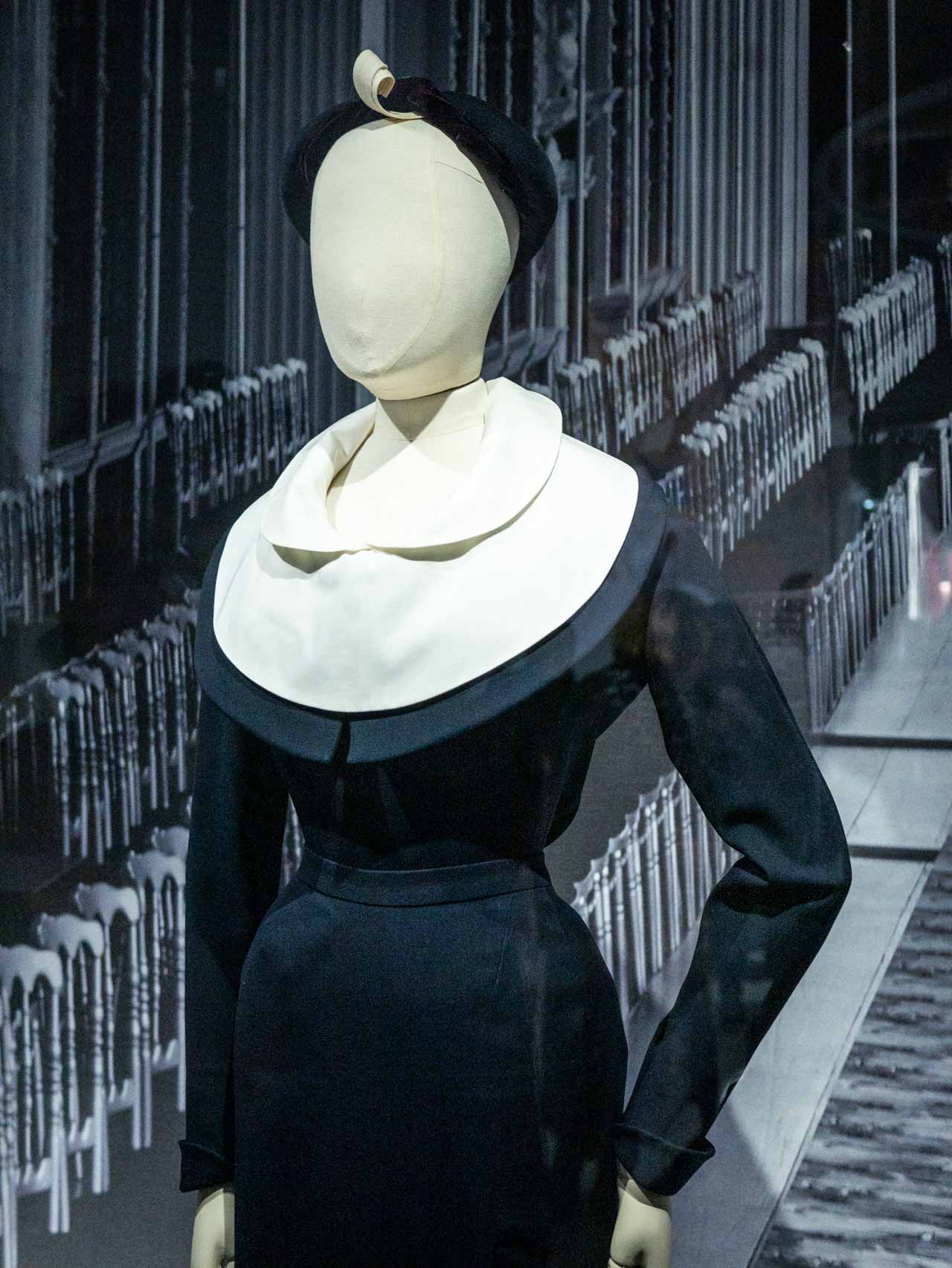 Christian Dior: Designer of Dreams. The Cutting Class. Nonette, Bodice and Skirt, Spring-Summer 1950. Image 2. © The Cutting Class, 2018.