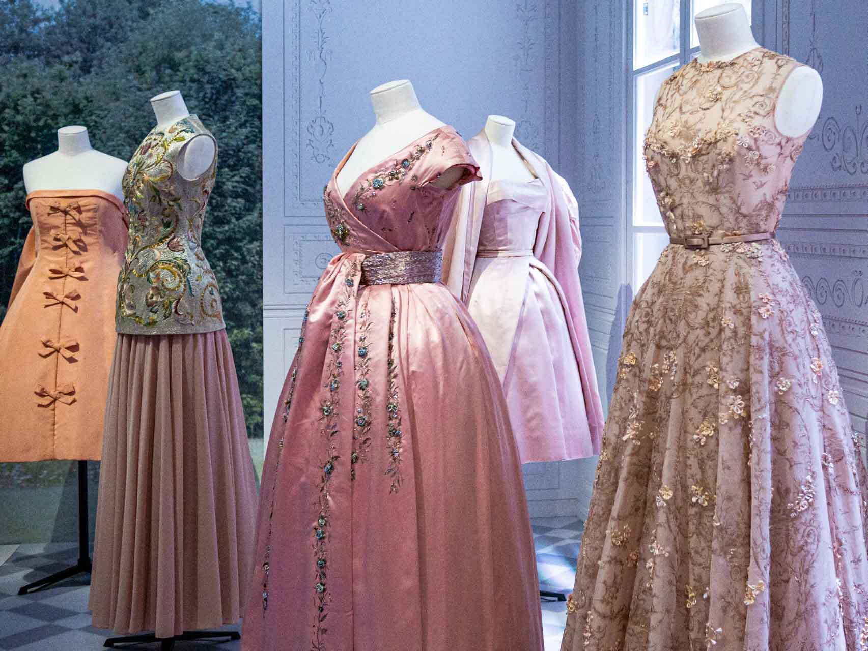 Christian Dior: Designer of Dreams. The Cutting Class. Image 1.