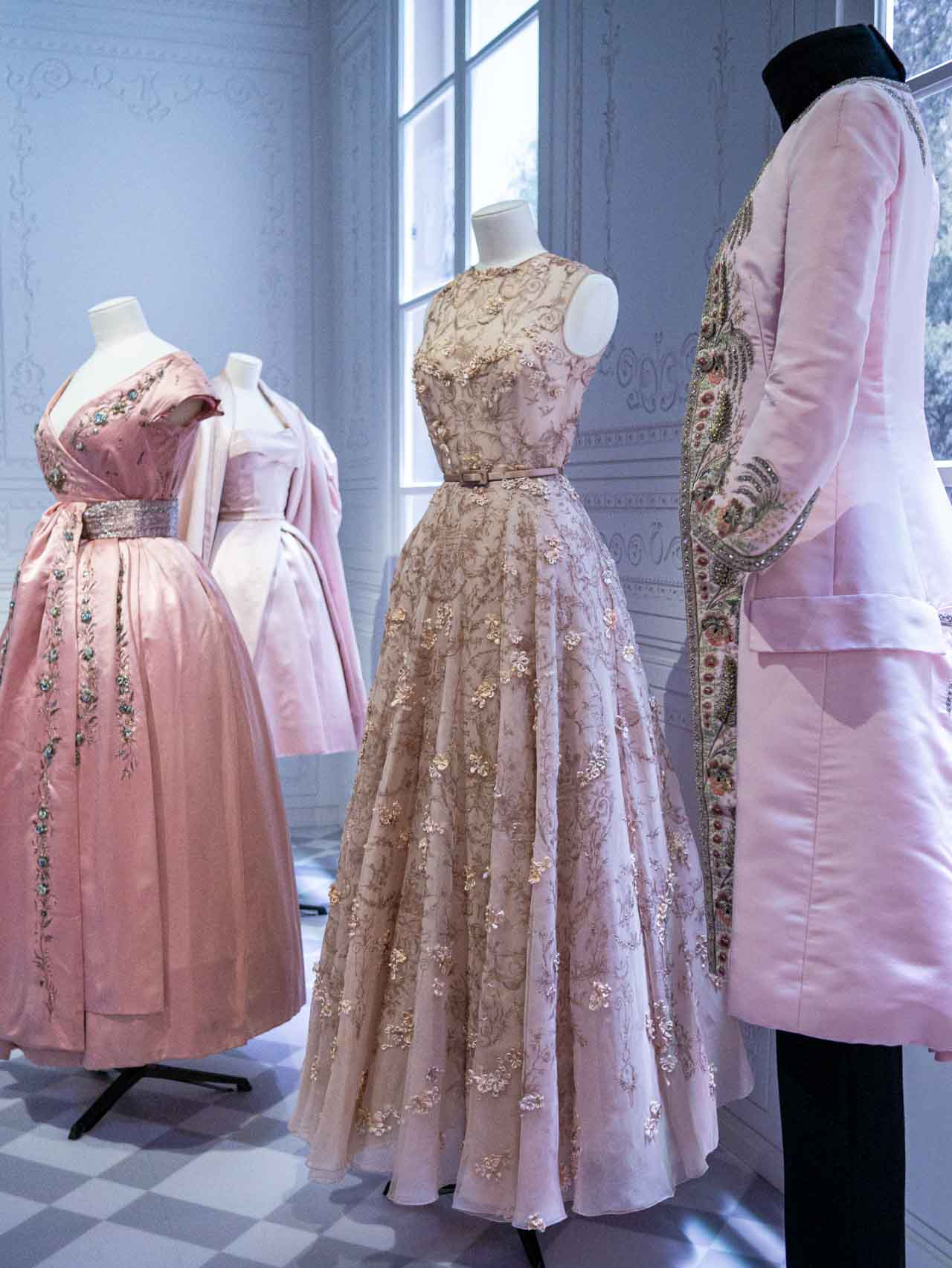 Christian Dior: Designer of Dreams. The Cutting Class. Image 2.