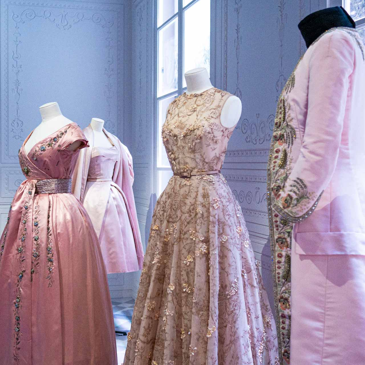 Christian Dior: Designer of Dreams Exhibition at V&A. © The Cutting Class, 2019.